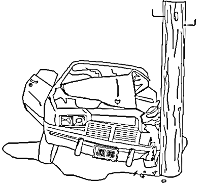 Car   Http   Www Wpclipart Com Transportation Car Assorted Crashed Car