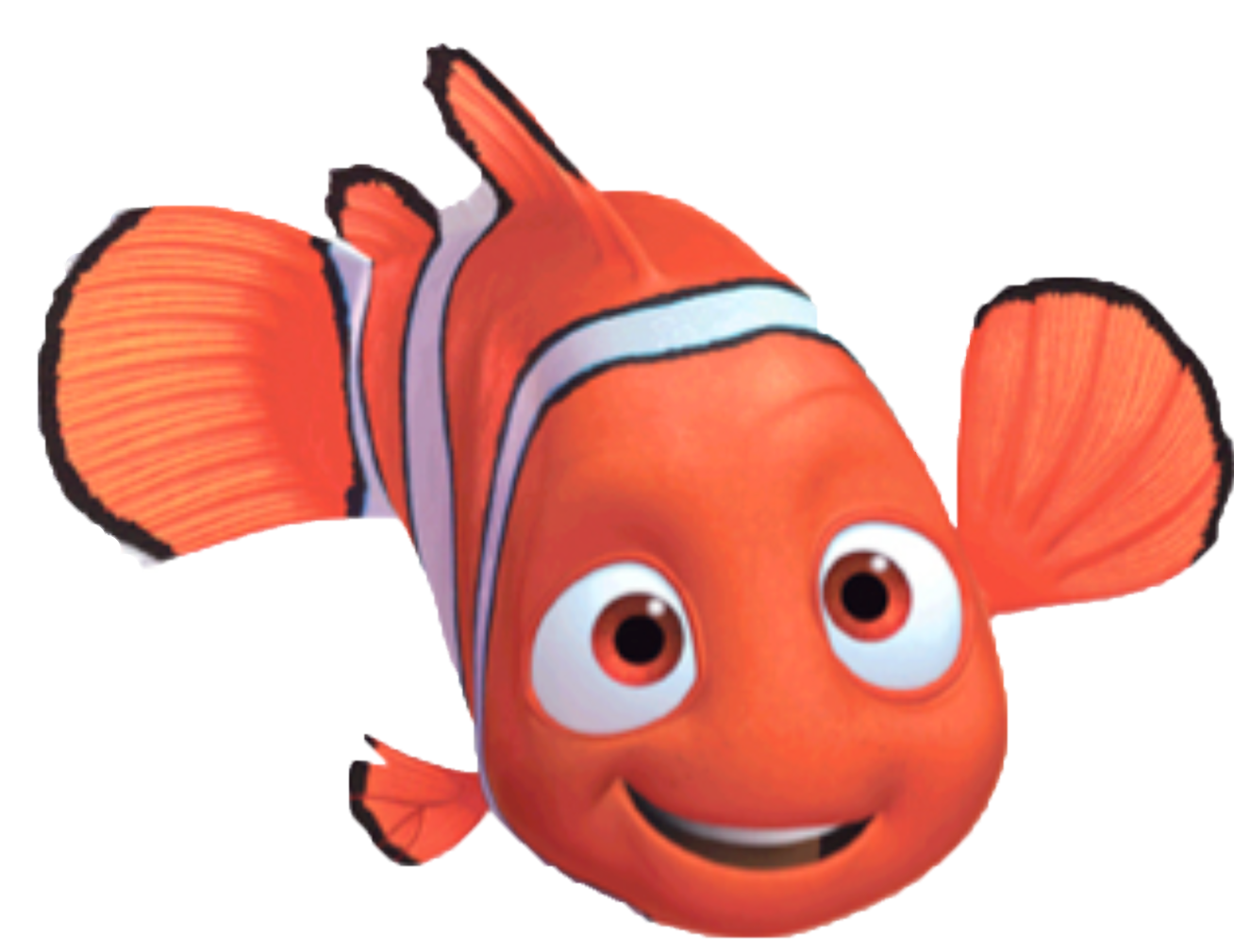 Finding dory coloring pages and coloring on pinterest finding nemo - Nemo Fish Clipart Clipart Suggest