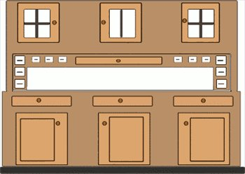 Free Kitchen Cupboard Clipart Free Clipart Graphics Images And