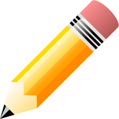 Pencil Clipart   Public Domain Pencil Clip Art Images And Graphics