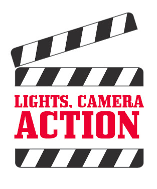 Please May I   Lights Camera Action