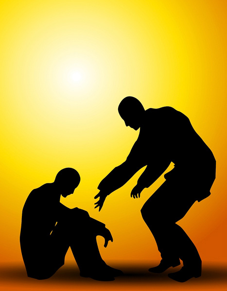 Helping Someone Up Clipart - Clipart Suggest  Helping Someone...