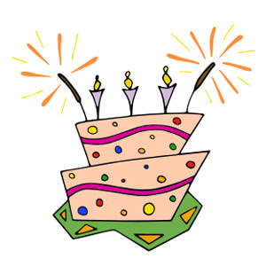 Free Birthday Clip Art for Adults