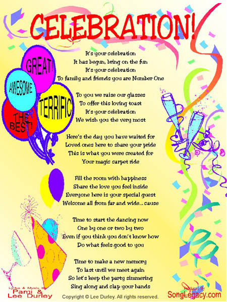 Anniversary Celebrationsample Welcome Speech   Bible Verse For 18th