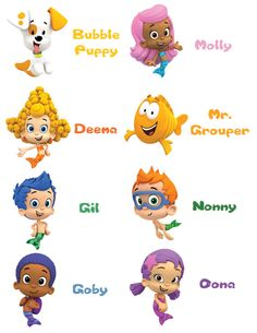 Bubble Guppies Bubble Guppies Birthday And Bubble Guppies Party