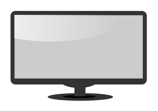 monitor clip art use this free flat screen computer monitor clip art ...