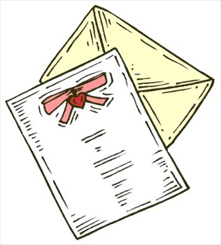 Wedding Invitation Clipart - Clipart Kid