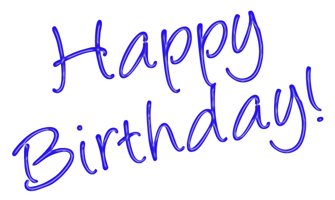 Adult Happy Birthday Clipart - Clipart Kid