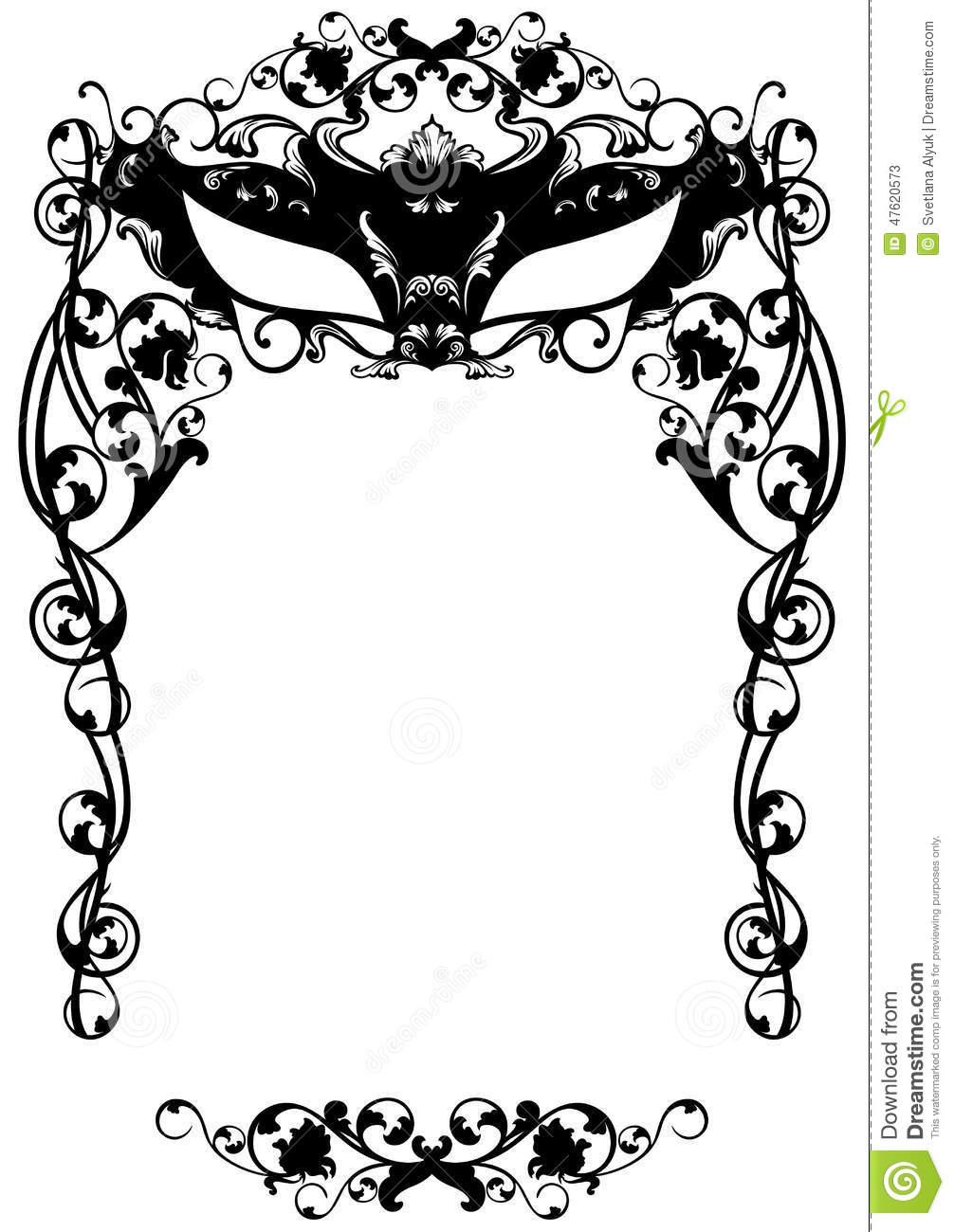 masquerade invitation clipart  clipart kid, Party invitations