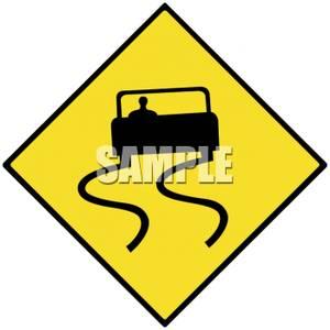 Wet Roads Clipart - Clipart Kid
