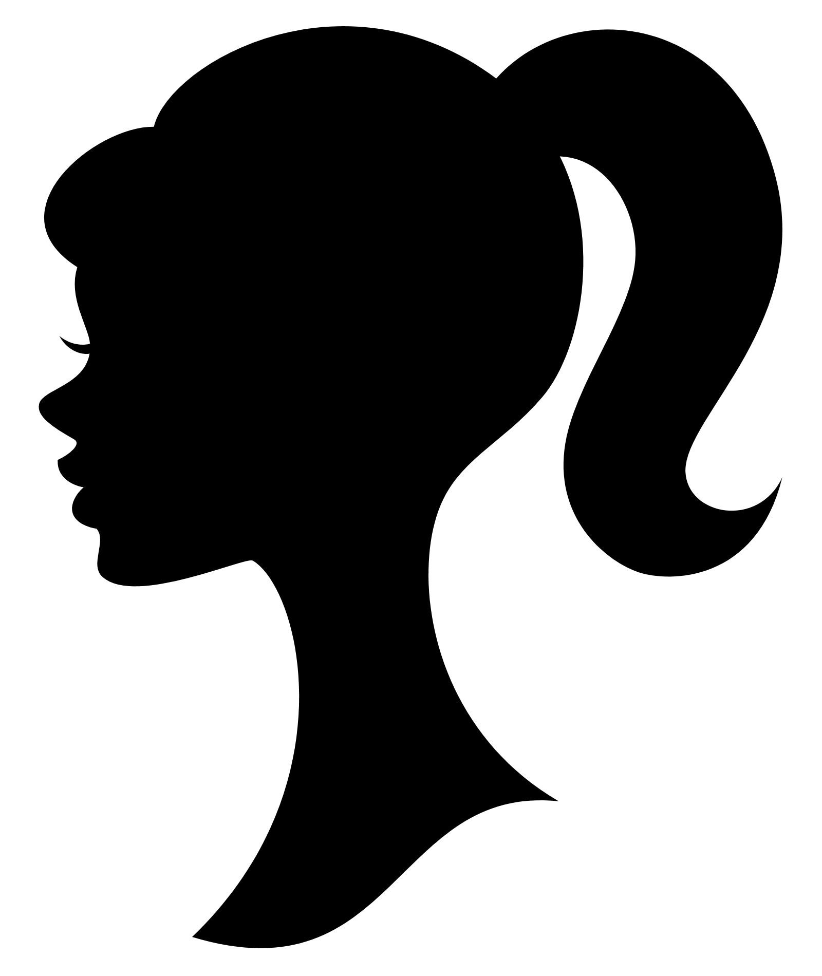 Barbie Silhouette   Barbie Princess Movies Photo  34117369    Fanpop