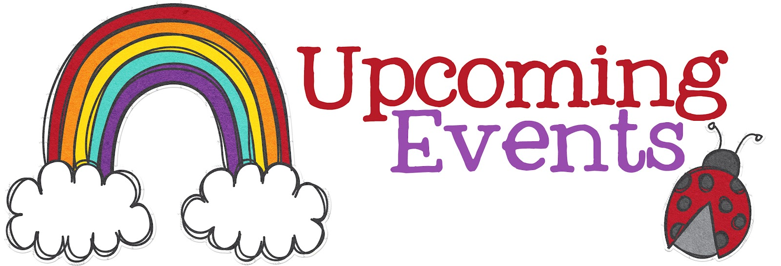 Clip Art Calendar Of Events : Upcomingevents clipart suggest