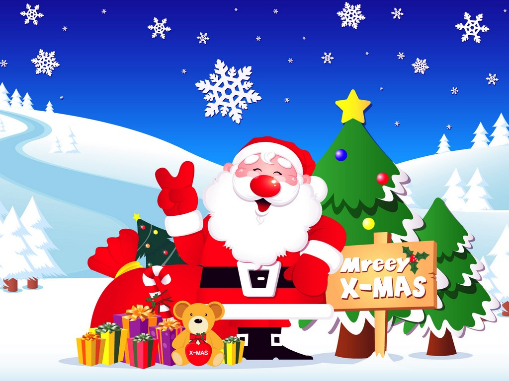 Clipartseasonchristmascom Merry Christmas Animated Christmas Clipart