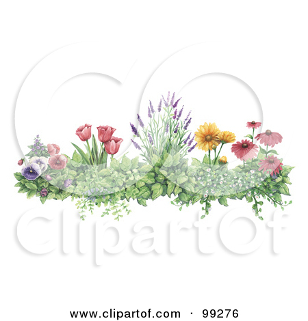 Free Pansy Clipart Cake Ideas And Designs