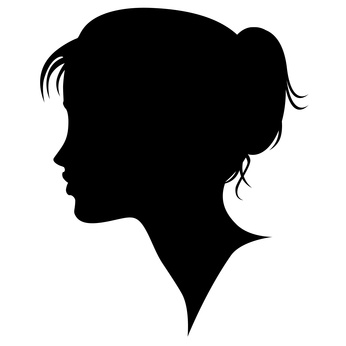 Girl Silhouette Jpg   The Enthusiast