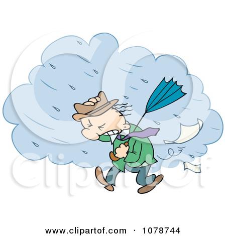 Rain Storm Clipart - Clipart Kid