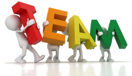 Working As A Team Clipart - Clipart Kid