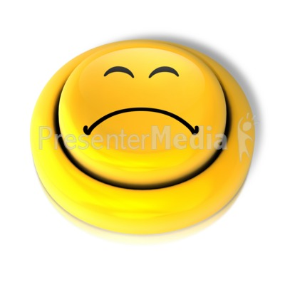Sad Face Thumbs Down Clipart - Clipart Suggest