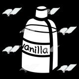 Vanilla Extract Clip Art, Vector Vanilla Extract - 11 ...