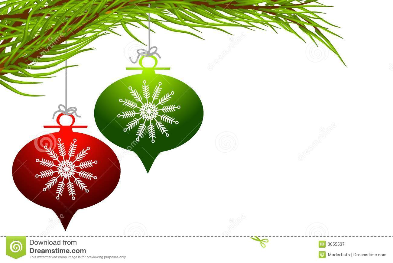 Christmas Ornaments Clipart Christmas Ornament Clipart