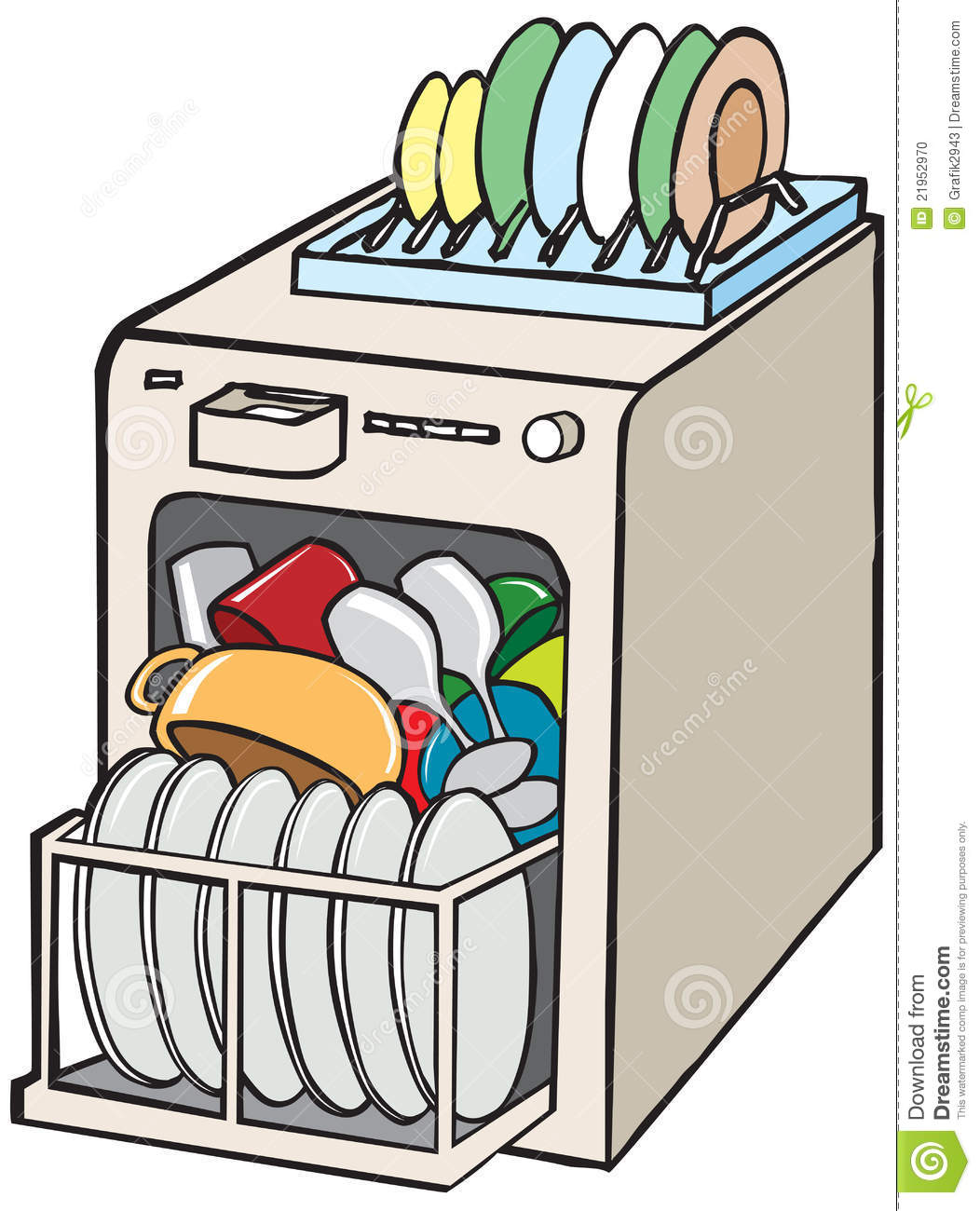 Dishwasher 20clipart   Clipart Panda   Free Clipart Images