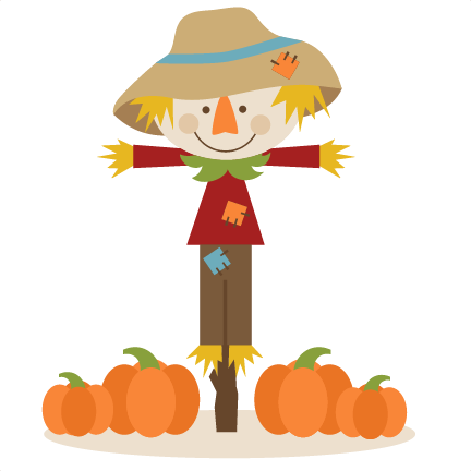 Scarecrows Svg Cutting Files For Scrapbooking Fall Svg Cut Files For