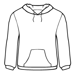 Sweatshirt Clipart Rcd54ygc9 Png - Clipart Kid