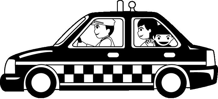 Taxi Service Clip Art – Cliparts