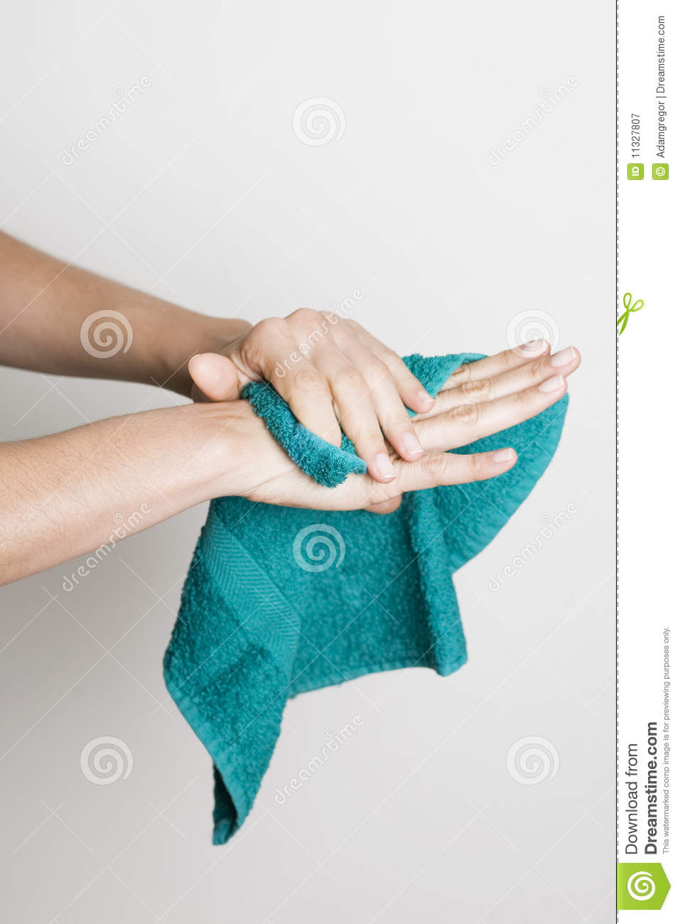 To Dry Off With Towel Clipart Drying Hands With A Towel # ...