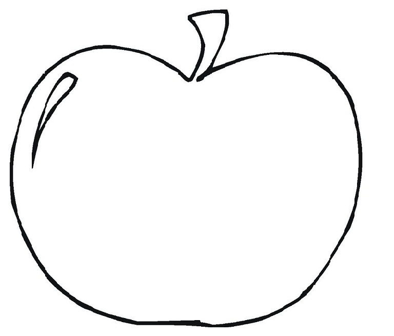 10 Printable Apple Template Free Cliparts That You Can Download To You