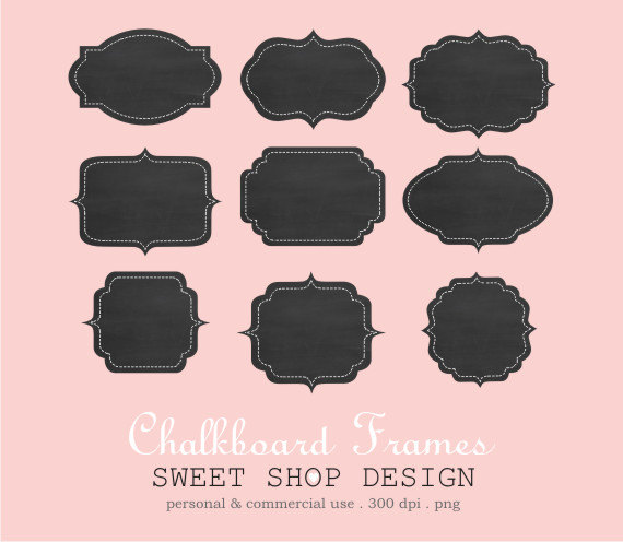 Free Downloadable Digital Clip Art Chalkboard – Clipart Download
