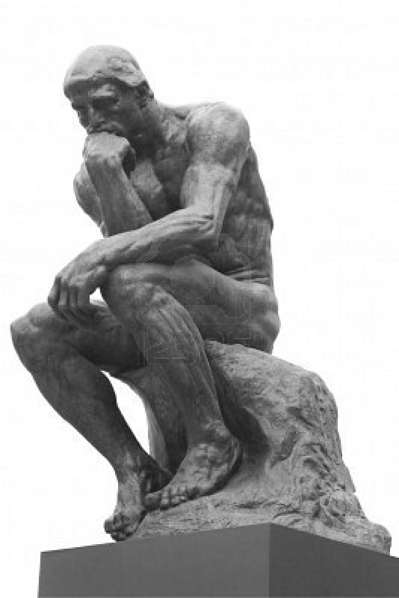5937020 The Thinker Statue By The French Sculptor Rodin Jpg