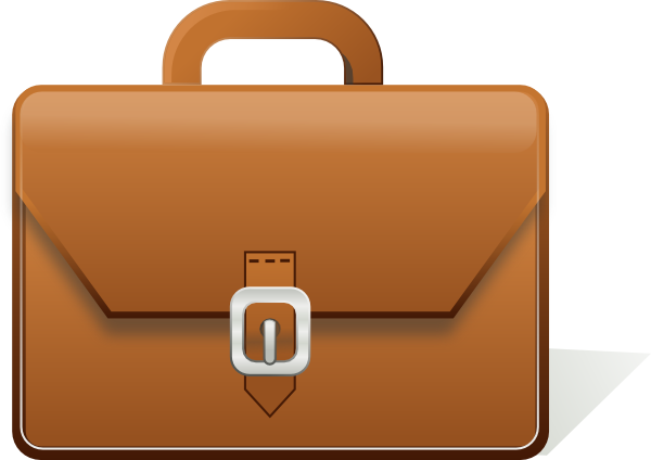 Briefcase Clip Art At Clker Com   Vector Clip Art Online Royalty Free