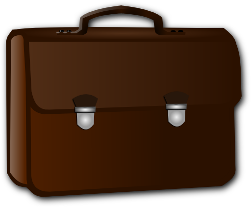 Image result for briefcase clipart