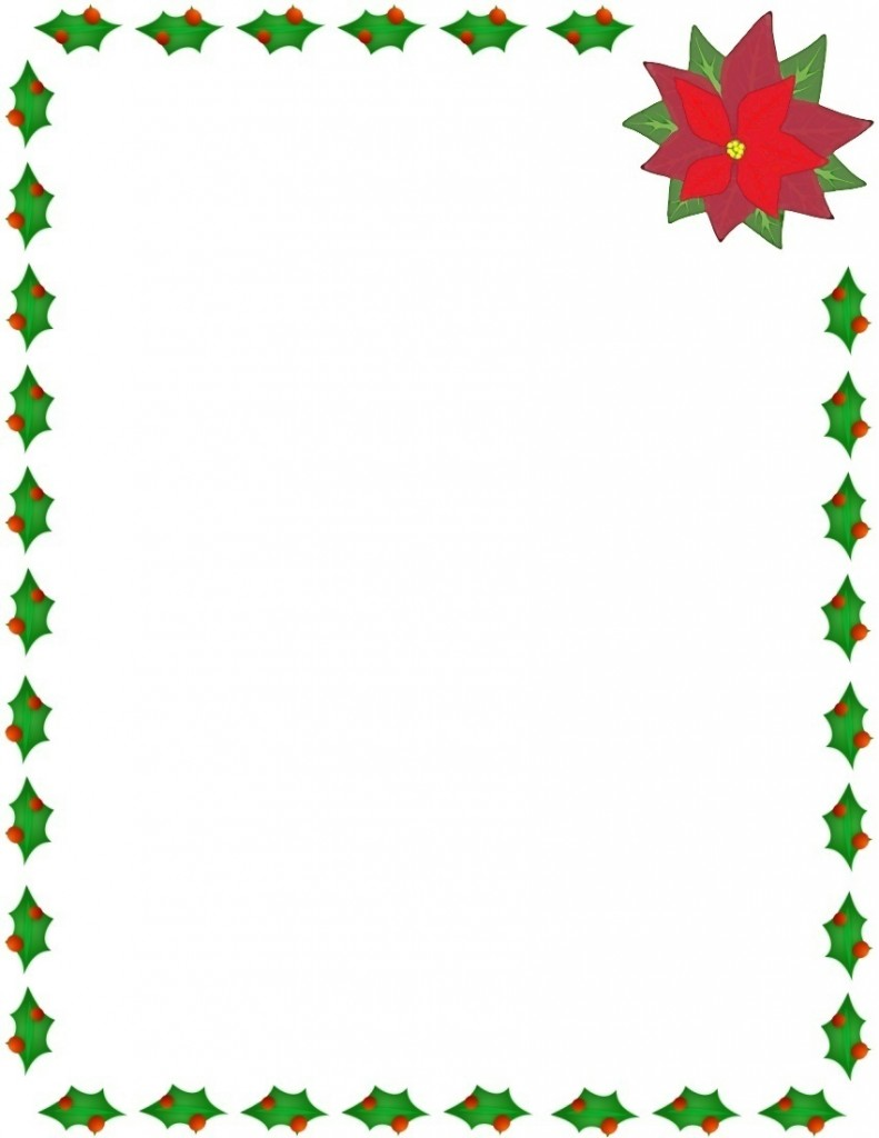 Christmas Clipart Borders Christmas Frames And Borders Clip Art