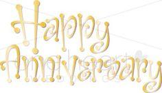 Clip Art Anniversary Clip Art Wedding Anniversary Clipart Cfyvvx Clipart Suggest