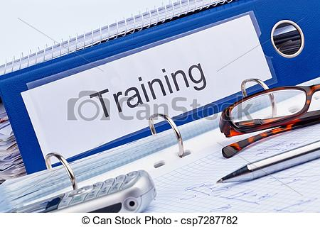 Clip Art Of Education Training Adult Education   An Icon Picture For
