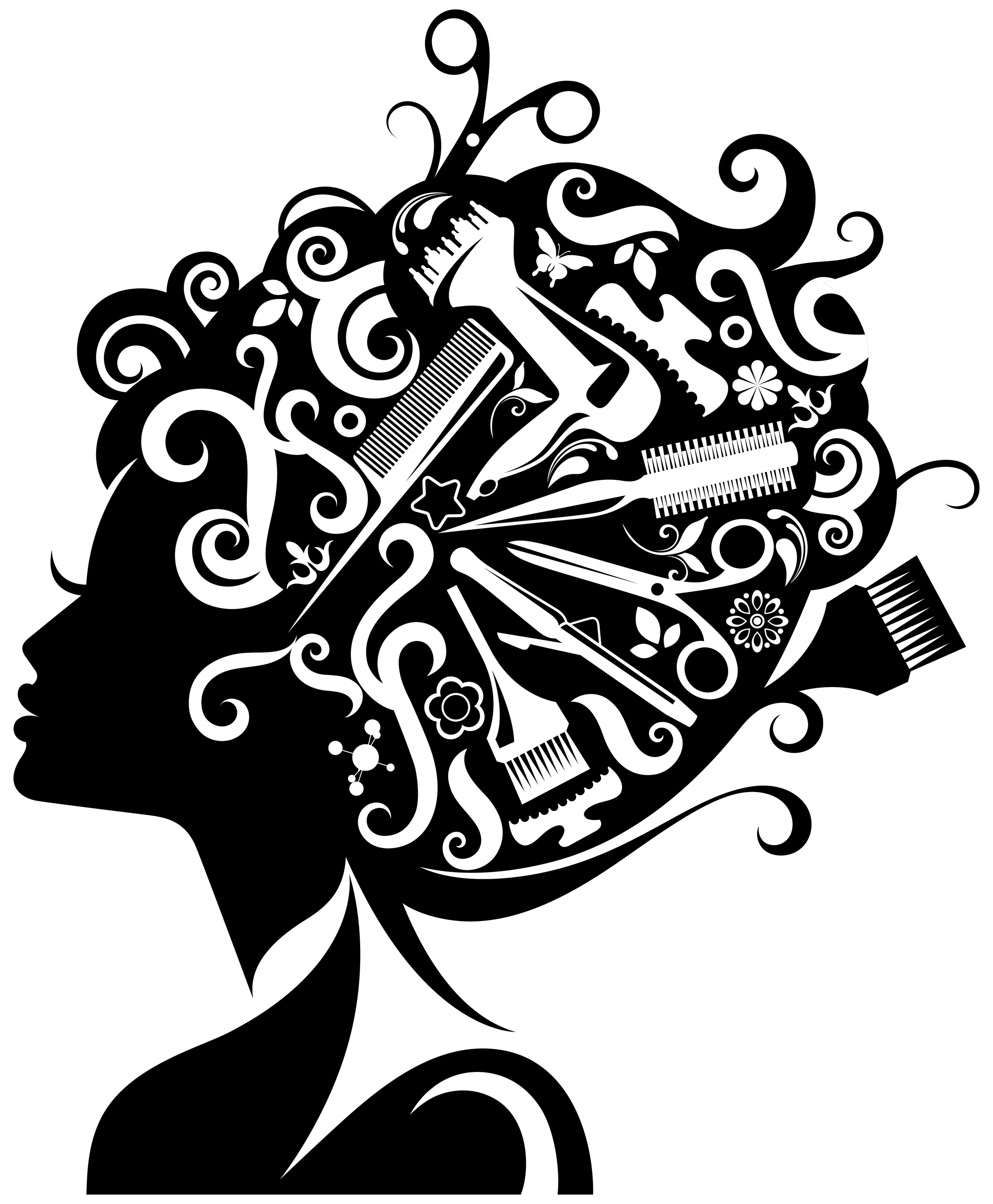 Clip Art Hair Stylist Clipart hair stylist scissors clipart kid enrolled in our cosmetology careers program students are expected to