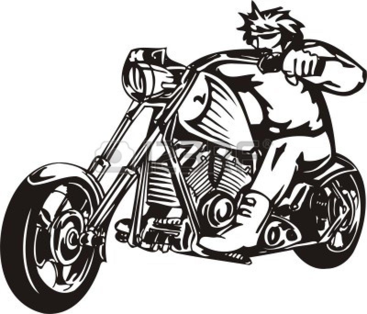 biker clipart - photo #14