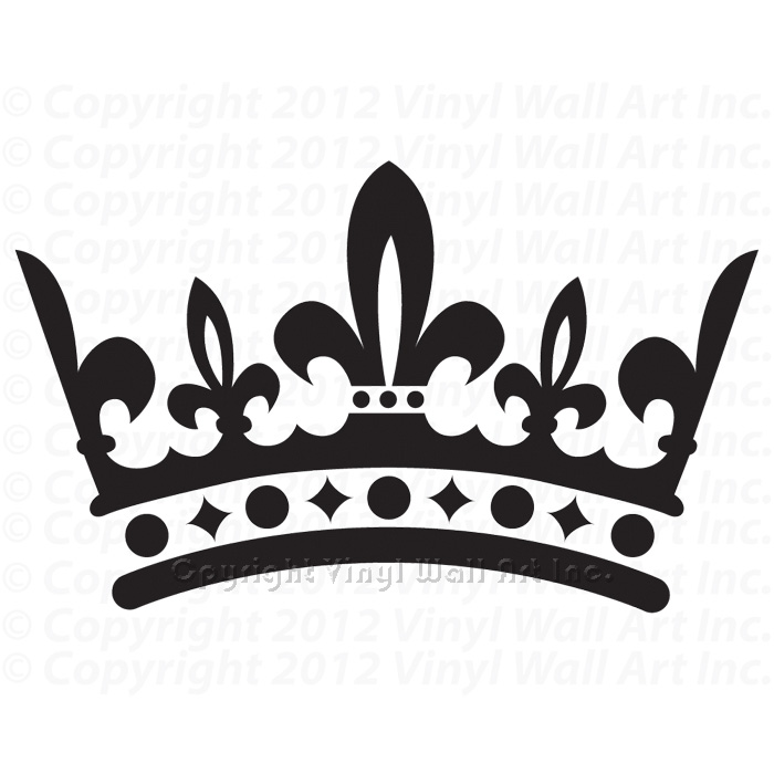 Installation Instructions Crown Vinyl Wall Decal Item Id Crown 0