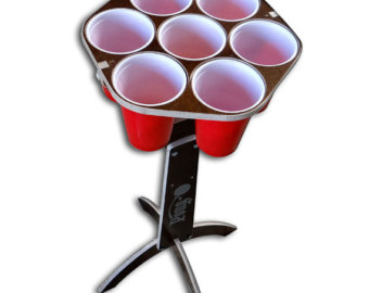 Pong O   A Mix Between Beer Pong An D Cornhole Baggo Bag Toss