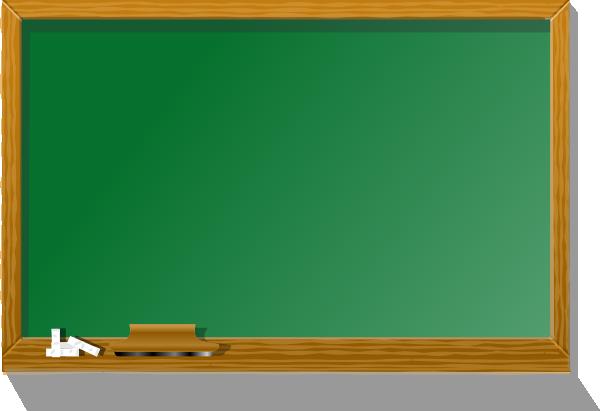 Blackboard Clip Art At Clker Com   Vector Clip Art Online Royalty