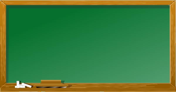 Clean Blackboard Clip Art At Clker Com   Vector Clip Art Online
