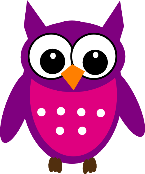 Cute Owl Clip Art At Clker Com   Vector Clip Art Online Royalty Free