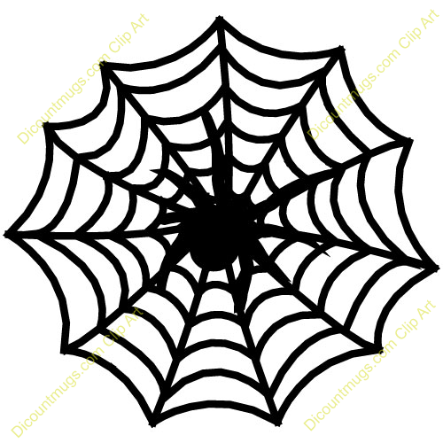 Cute Spider Web Clipart   Clipart Panda   Free Clipart Images