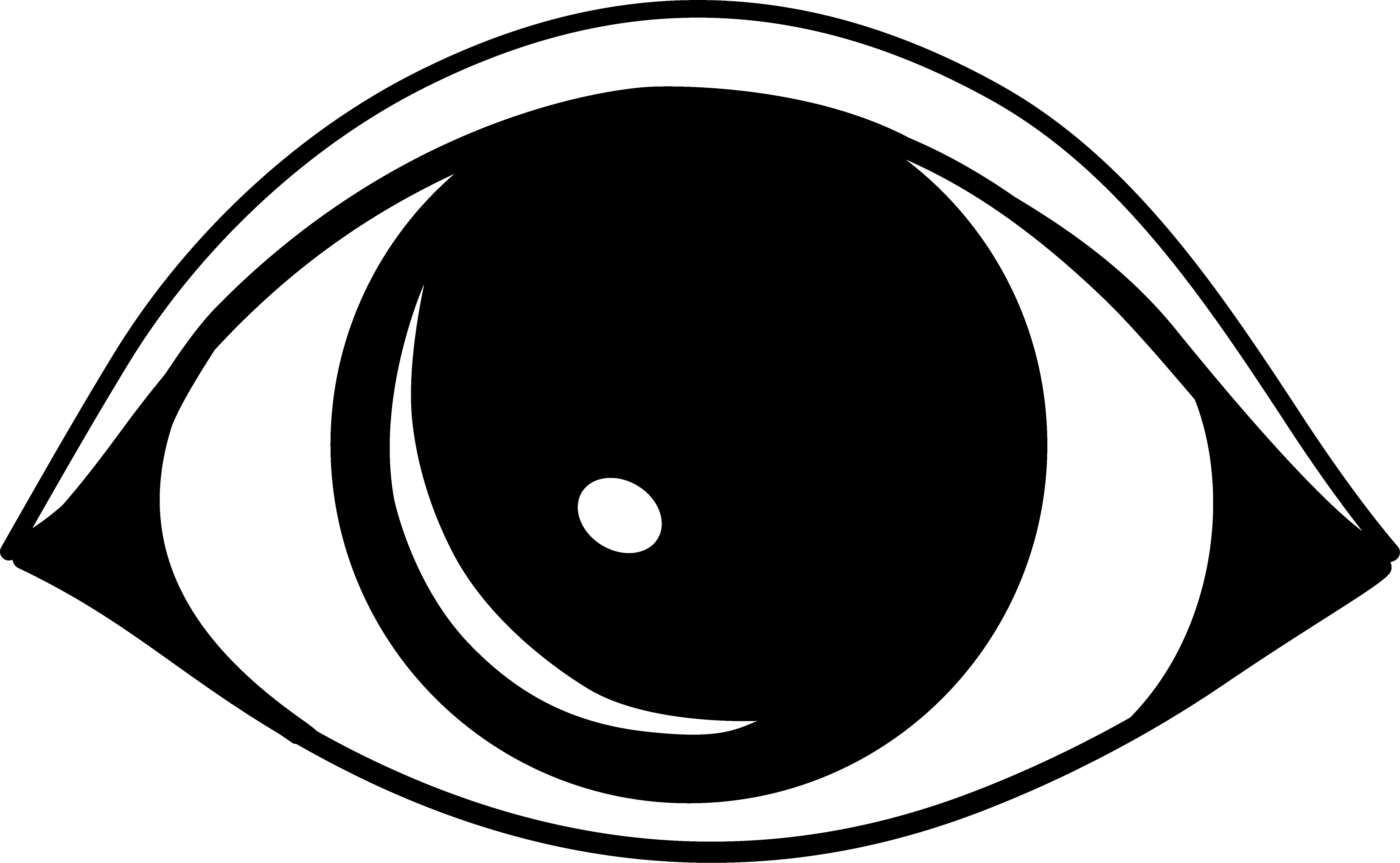 Eye and vision symbols vector by tachyglossus - Image #3472858 ...