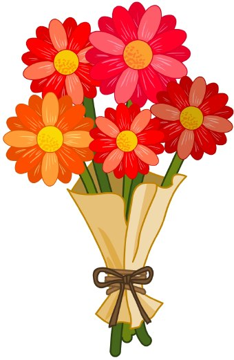 Clip Art Flower Bouquet Clip Art mothers day flower bouquet clipart kid flowers for lovers clip arts