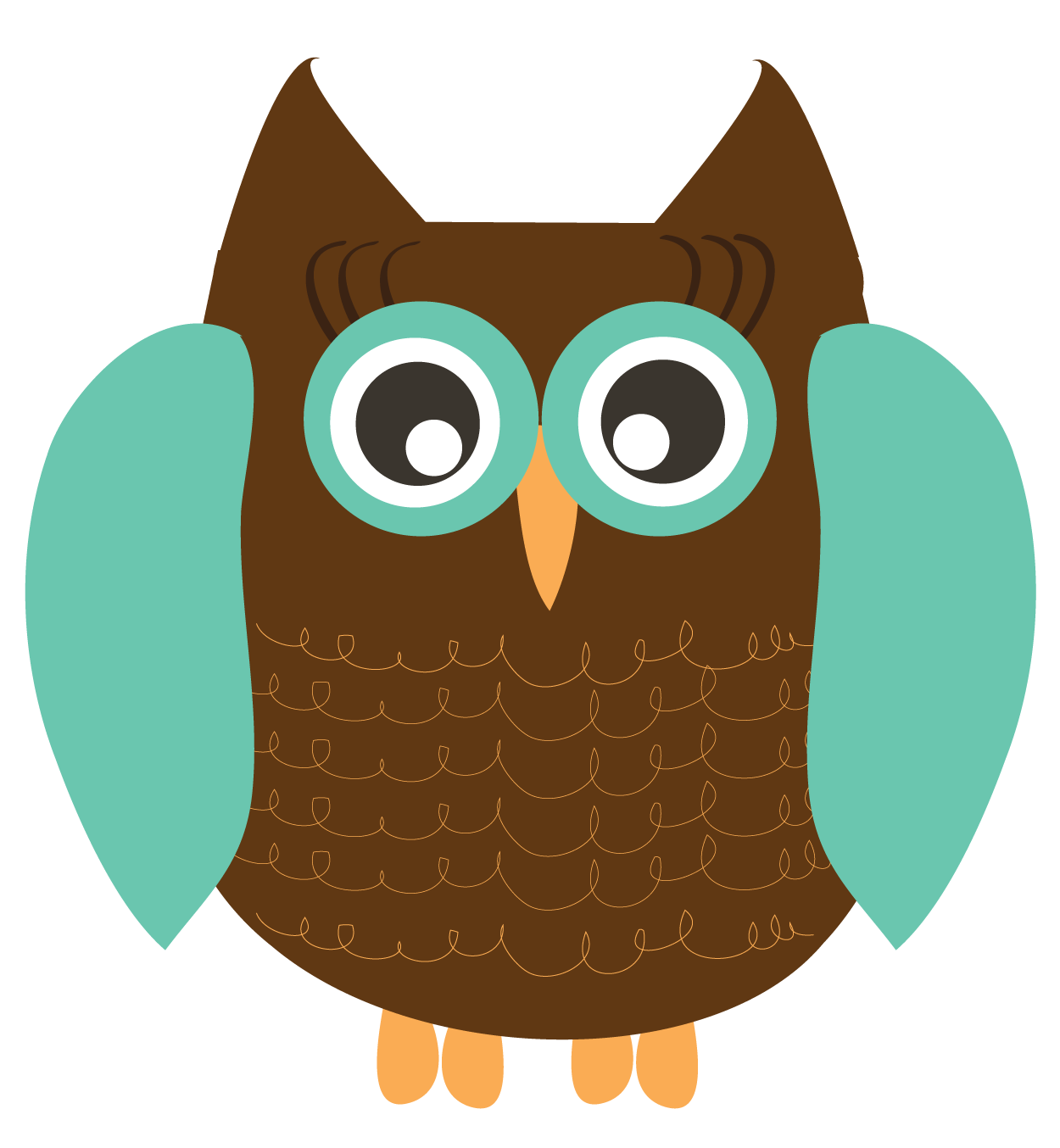 Cute owl clip art png - photo#11