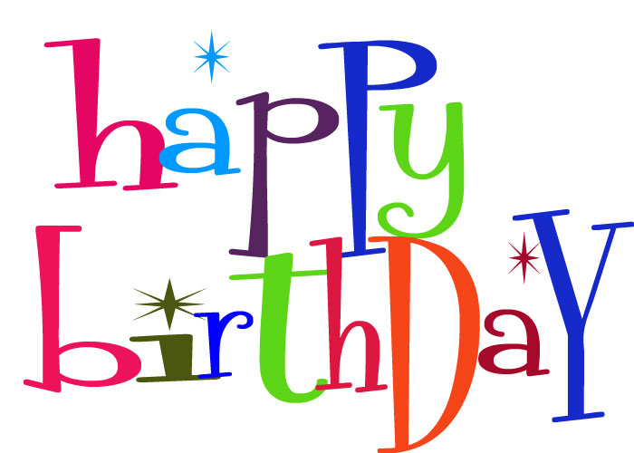 Happy Birthday Wishes Clipart - Clipart Suggest