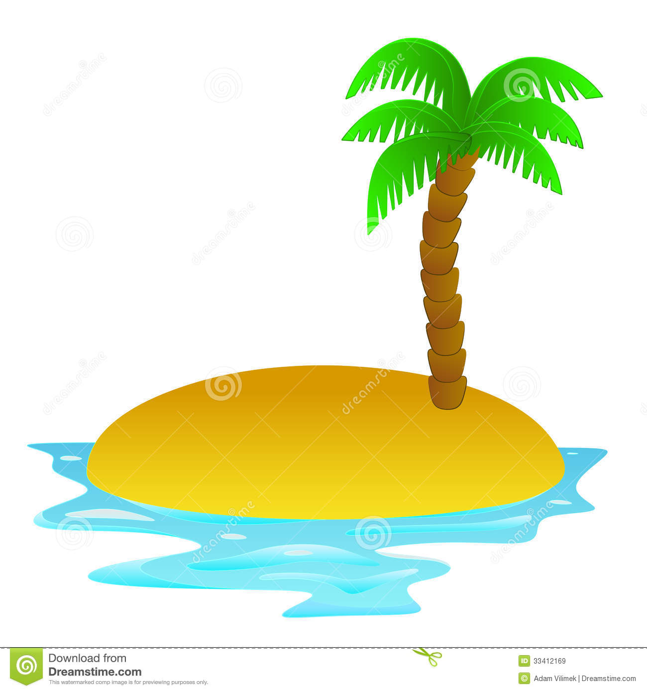 Clip Art Island Clip Art island free clipart kid lonely tropical sandy clip art illustration